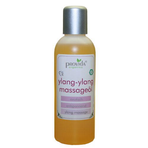 Ylang Ylang Massageöl