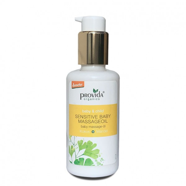 Demeter Sensitive Baby Massage Oil