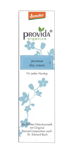 Jeunesse day cream Demeter / Tagescreme