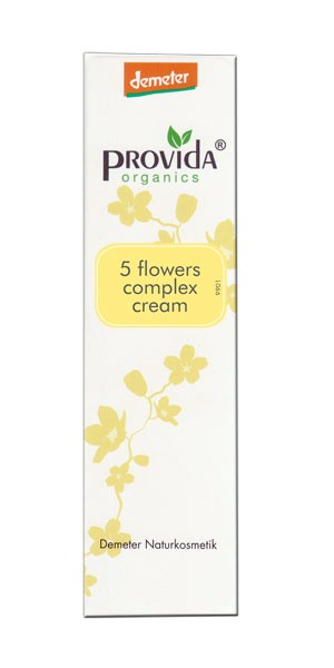 Flowers Complex Creme