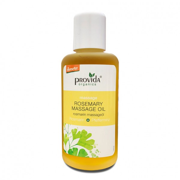 Rosemary Massage Oil Demeter